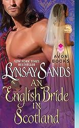 An English Bride in Scotland (Highlander Book 1)
