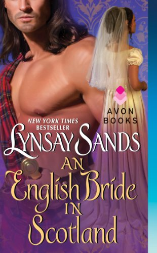 An English Bride in Scotland: Highland Brides (Highlander Book 1) by [Sands, Lynsay]