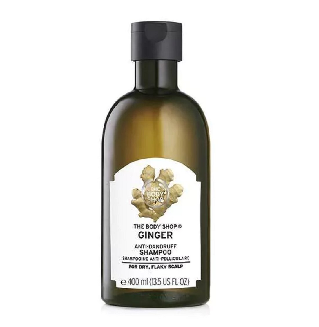 The Body Shop Ginger Anti Dandruff Shampoo - 400ml
