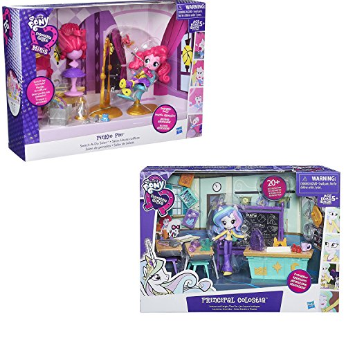 My Little Pony Equestria Girls Minis Scene Packs Wave -