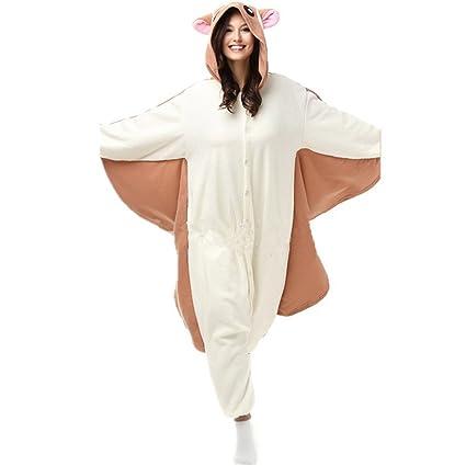 Pijama o disfraz de cuerpo entero de unicornio hecho de forro polar para niños