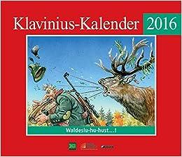 Klavinius-Kalender 2016
