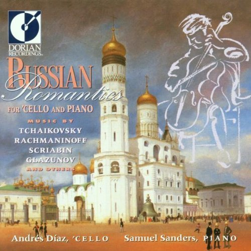 - Russian Romantics for Cello and Piano (1998-09-01)