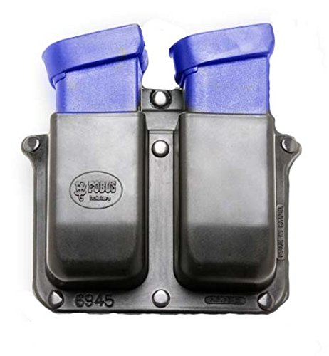 Fobus  Belt 6945BH Double Mag Pouch 10mm/45acp Glock & Para Ord.