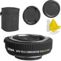 Sigma 1.4x EX DG Teleconverter for Nikon DSLR Cameras