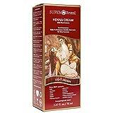 Henna Light Brown Cream Surya Nature, Inc 2.31 oz