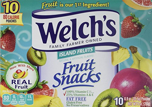 Welch's Island Fruits Fruit Snacks 9 oz - Buy Online in Kuwait