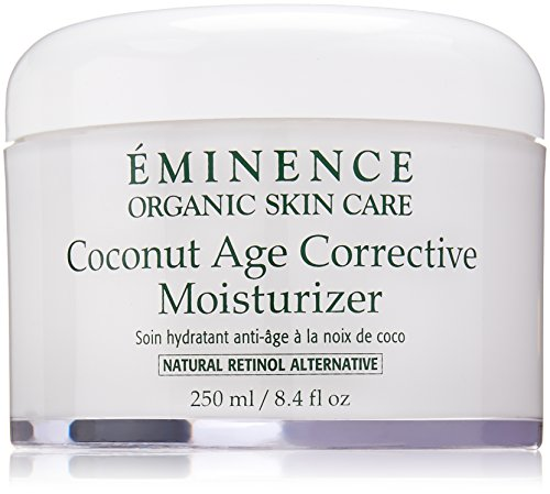 Eminence Coconut Age Corrective Moisturizer, 8.4 Ounce Coconut Age Corrective Moisturizer