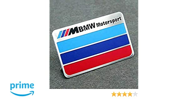 New Aluminium Powered By Theme Badge Car Body Side Skirt Sticker Trunk Decal