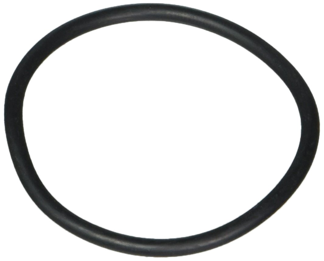 Sourcingmap a13030700ux0462 10 pezzi tre millimetri x 51 millimetri filtro olio guarnizione in gomma O-ring Guarnizioni Nero