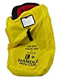Car-Seat-Travel-Bag-Ultra-Rugged-Ballistic-Nylon-Best-for-Airport-Airplane-Gate-Check-Comfortable-Padded-Shoulder-Strap-And-Carry-Handle-Yellow