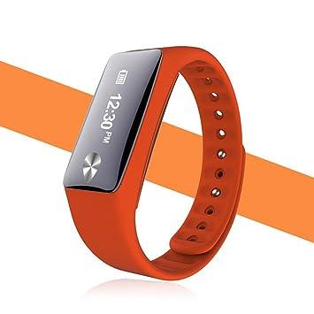 LNPP M3 Reloj inteligente Control de acceso NFC Fitness Tracker Sports Pod¨®metro Monitor