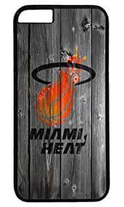 icasepersonalized Personalized Protective Case for iPhone 6 - NBA Miami Heat by mcsharks
