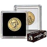 BCW 1-CS-SAC New 2X2 Coin Snap - Small Dollar