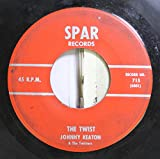 Johnny Keaton & The Twisters 45 RPM The Twist / Twistin' U.S.A.