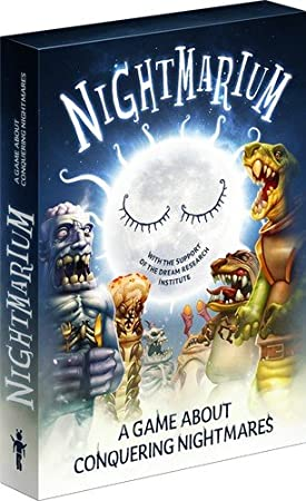 Crazy pawn - Juego de cartas Nightmarium