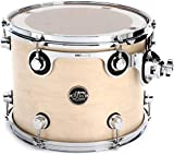 DW Performance Series Mounted Tom - 10'' x 13'' Natural Satin Oil