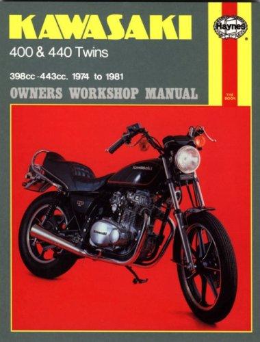 Kawasaki 400 and 440 Twins, Owners Workshop Manual (Haynes Repair Manuals)