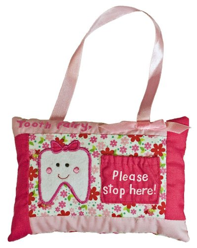 My Tooth Fairy Pillow by My Growing Season - Girl