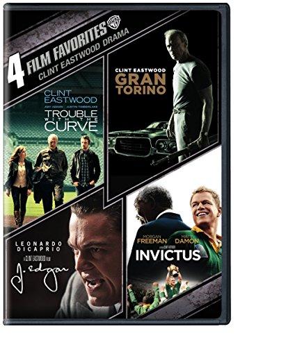 4 Film Favorites: Clint Eastwood Drama (DVD)(4FF) (Drama Dvds & Videos)