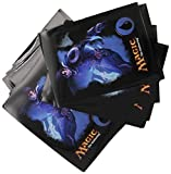 """Magic the Gathering Mana 4 Planeswalkers """"Jace - Blue"""" Deck Sleeves - 80 Ct"""