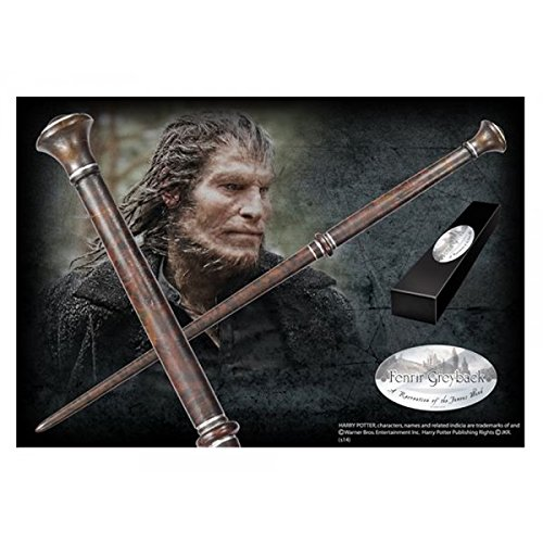 Authentic Fenrir Greyback Wand Replica from Harry Potter Movies Created