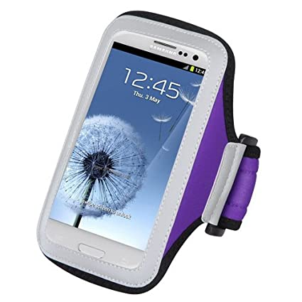Premium Sport Armband Case for Motorola Droid Ultra, XT1254 (Droid Turbo), XT1064