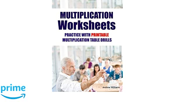 Workbook 6 and 7 times tables worksheets : Multiplication Worksheets: Practice with Printable Multiplication ...