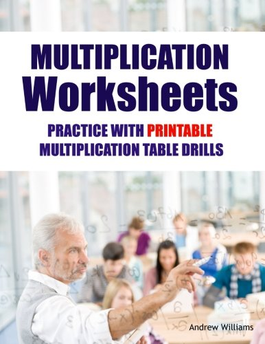 Multiplication Worksheets: Practice with Printable Multiplication ...
