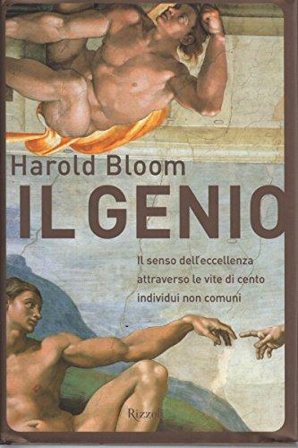 Amazon.it: Il genio - Harold Bloom - Libri