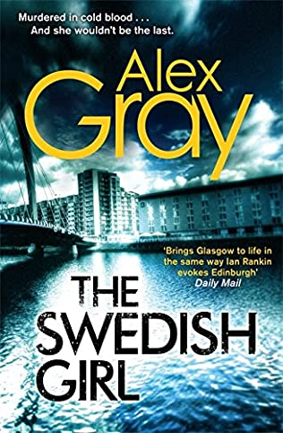 book cover of The Swedish Girl