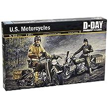 Italeri 1/35 U.S. Motorcycles # 322