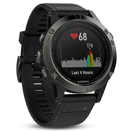 Garmin Fenix Slate Gray Black