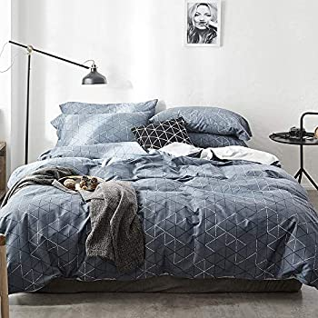 Amazon Com Eikei Modern Vintage Retro Mod Print Bedding