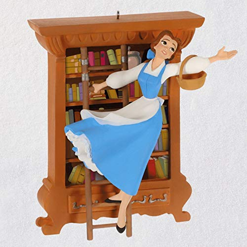 Hallmark Keepsake Keepsake Ornament, Beauty and The Beast