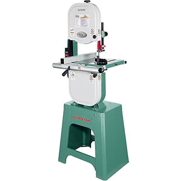 Grizzly G0555 The Ultimate Bandsaw, 14-Inch review