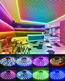 WS2812B RGB LED Strip Light 30 Pixels/M Digital