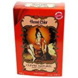 SITARAMA Henné Color - Henna Hair Colouring Power - Natural Copper