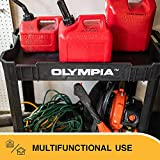 Olympia Tools Commercial Products 2-Shelf Utility