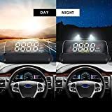 Car HUD Display, Head Up Display 3.5'' Screen Car