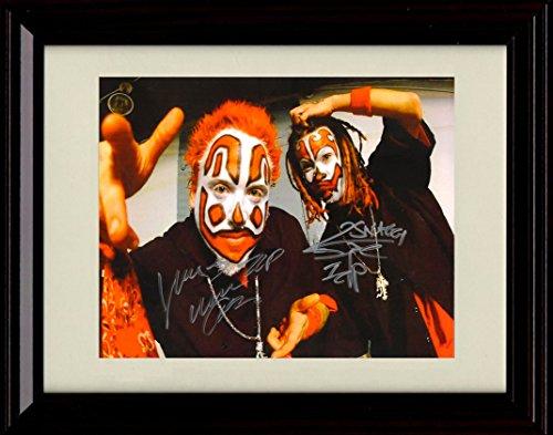 Framed Insane Clown Posse Autograph Replica Print