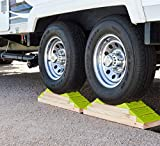 Hopkins Towing Solutions Hopkins 08200 Endurance RV Leveling System with Wheel Chock