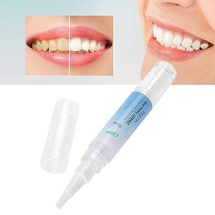 Lápiz blanqueador de dientes, cepillo removedor de manchas de dientes Higiene de los dientes Pluma