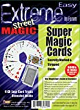 Forum Novelties Extreme Street Magic - Super Magic Cards