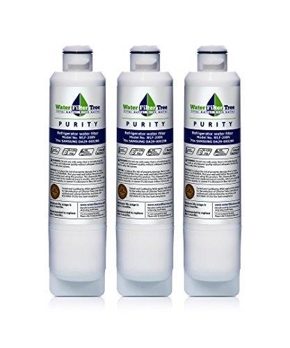 DA29-00020B - Samsung Refrigerator Replacement Water Filter Compatible - WLF- 20B, also fits DA29-00020A, HAF-CIN EXP, 46-9101, Triple-pack