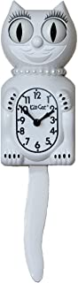 product image for Kit-Cat Klock Limited Edition Lady (White)