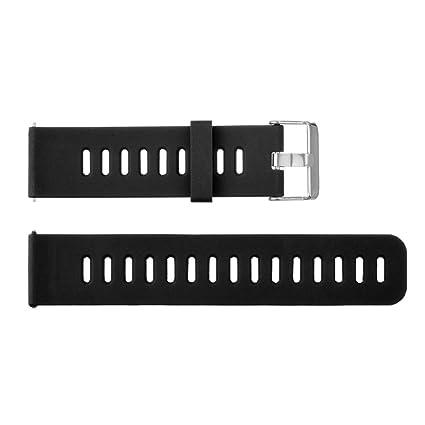Jintime para Xiaomi Huami AMAZFIT 2 / 2S Correa de Reloj de Pulsera de Silicona Suave