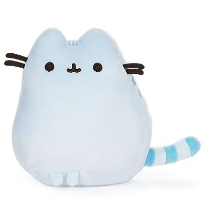 """GUND Pusheen Pet Pose Plush Stuffed Animal Cat, Blue, 6"""": Toys & Games"""
