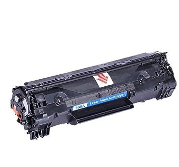 Compatible con HP 35A Cartucho de tóner HP Laserjet P1005 P1006 ...