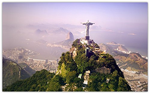 christ-the-redeemer-statue-jesus-christ-rio-de-janeiro-brazil-corcovado travel sites Postcard Post card ()